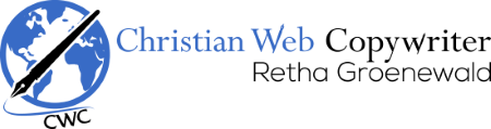 Christian Web Copywriter